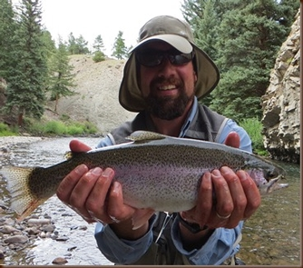 Lake Fork of Gunnison River Fishing