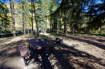 Oh Be Joyful Campground