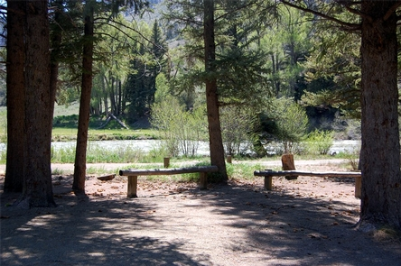 Red Bridge Campground