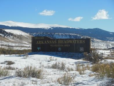 Arkansas Headwaters Recreation Area