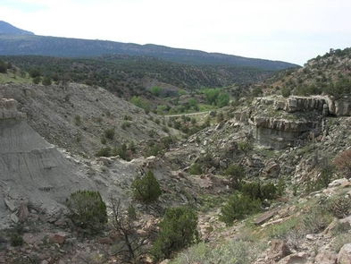 Garden Park Fossil Area