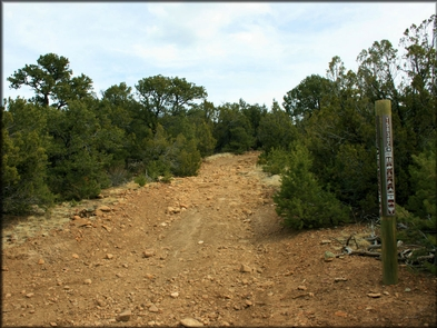 Seep Springs OHV Area Trail