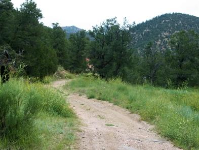 Texas Creek ATV Trail