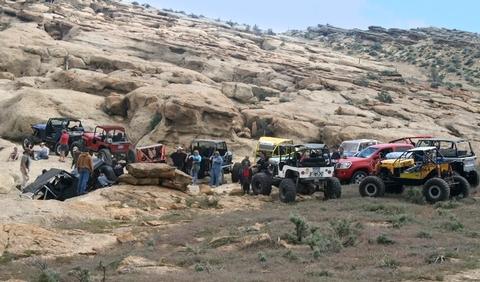 Rangely Rock Crawling Park