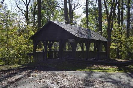 Loyalhanna Lake PavilionsDam Site PAvilion