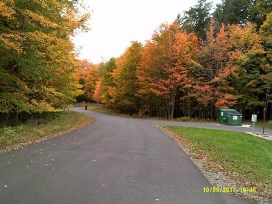 Sylvania (Clark Lake) Campground