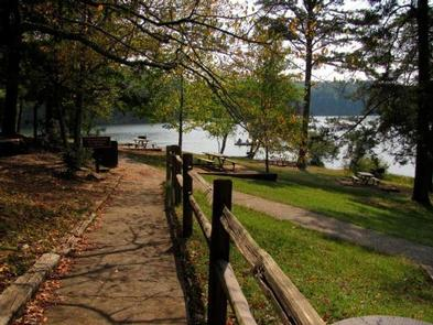 LAKE RUSSELL RECREATION AREA