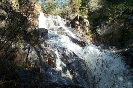 South Yuba Recreation AreaWaterfall