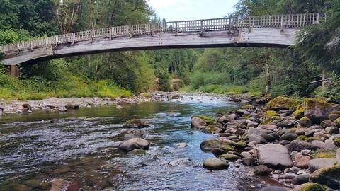 Salmon Wild and Scenic RiverWildwood Recreation Site