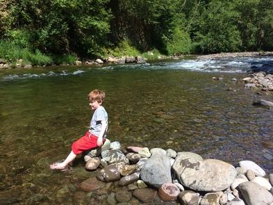 Salmon Wild and Scenic RiverWildwood Recreation Summertime Fun!