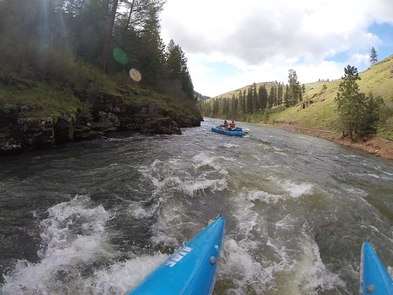 Wallowa Wild and Scenic RiverBoating the Wallowa Wild and Scenic River