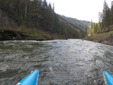 Wallowa Wild and Scenic RiverCatarafting the Wallowa Wild and Scenic River