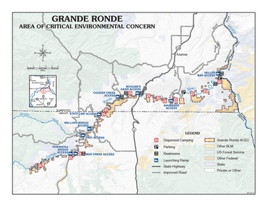 Grande Ronde Wild and Scenic River | Bureau of Land Management