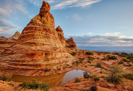 Coyote Buttes South Teepee with pool