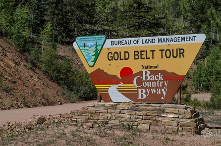 Gold Belt Scenic Byway